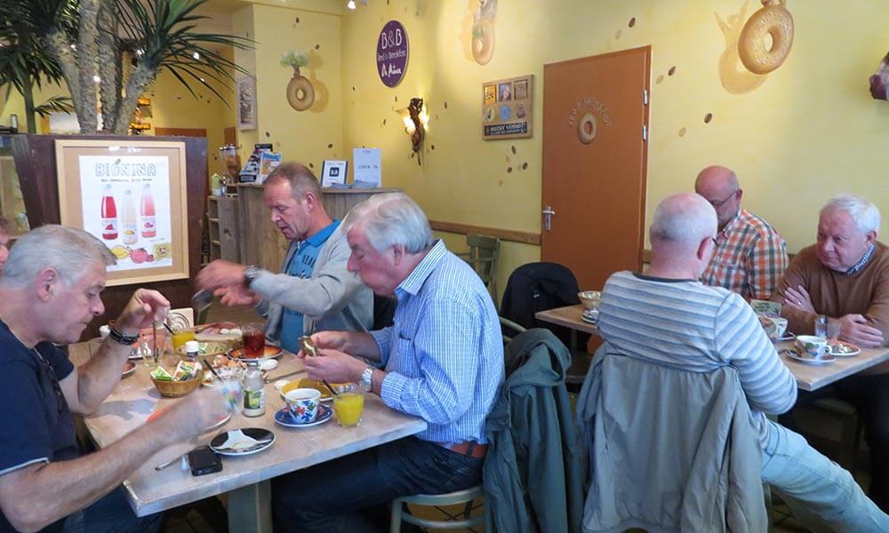 Dobband Dobweekend Nijmegen 2013