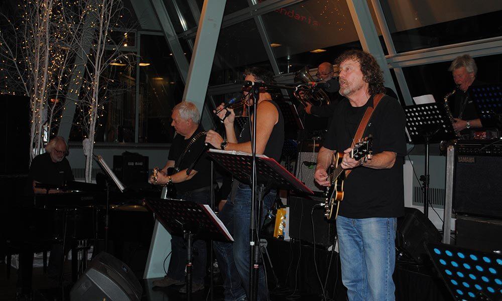 Dobband Last Tour Markant Uden 2012
