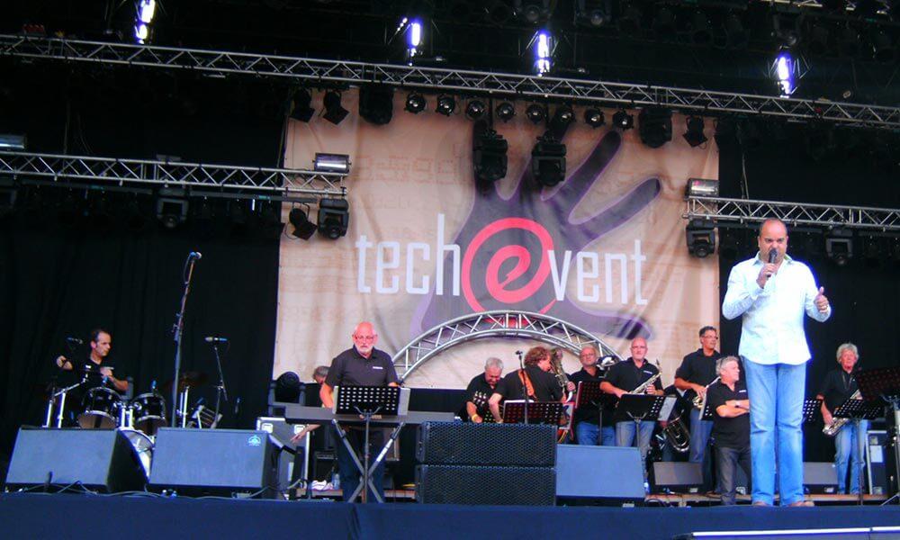 Dobband Tech Event Markt Uden 2009